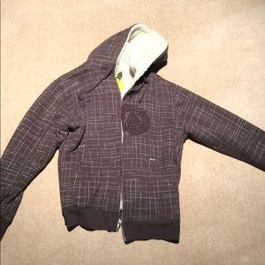 Volcom fleece jacket